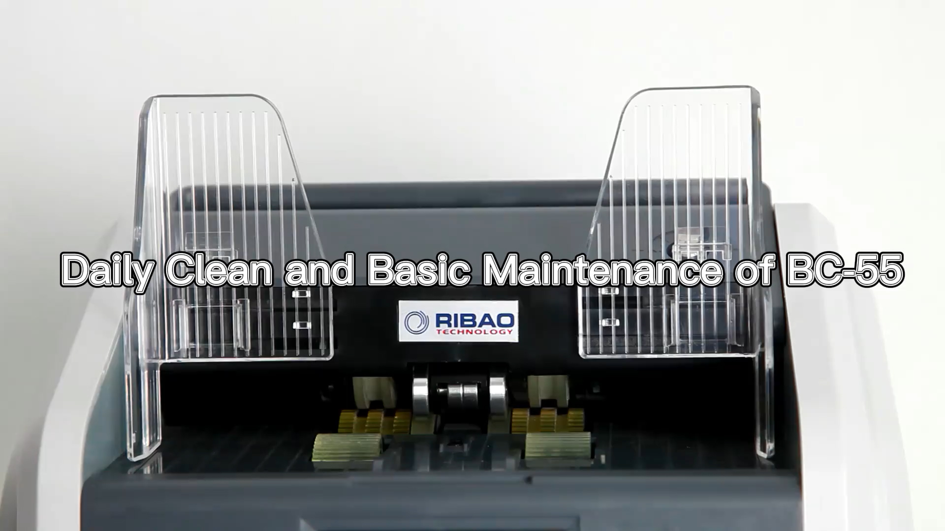 Ежедневно чистое и базовое обслуживание BC-55