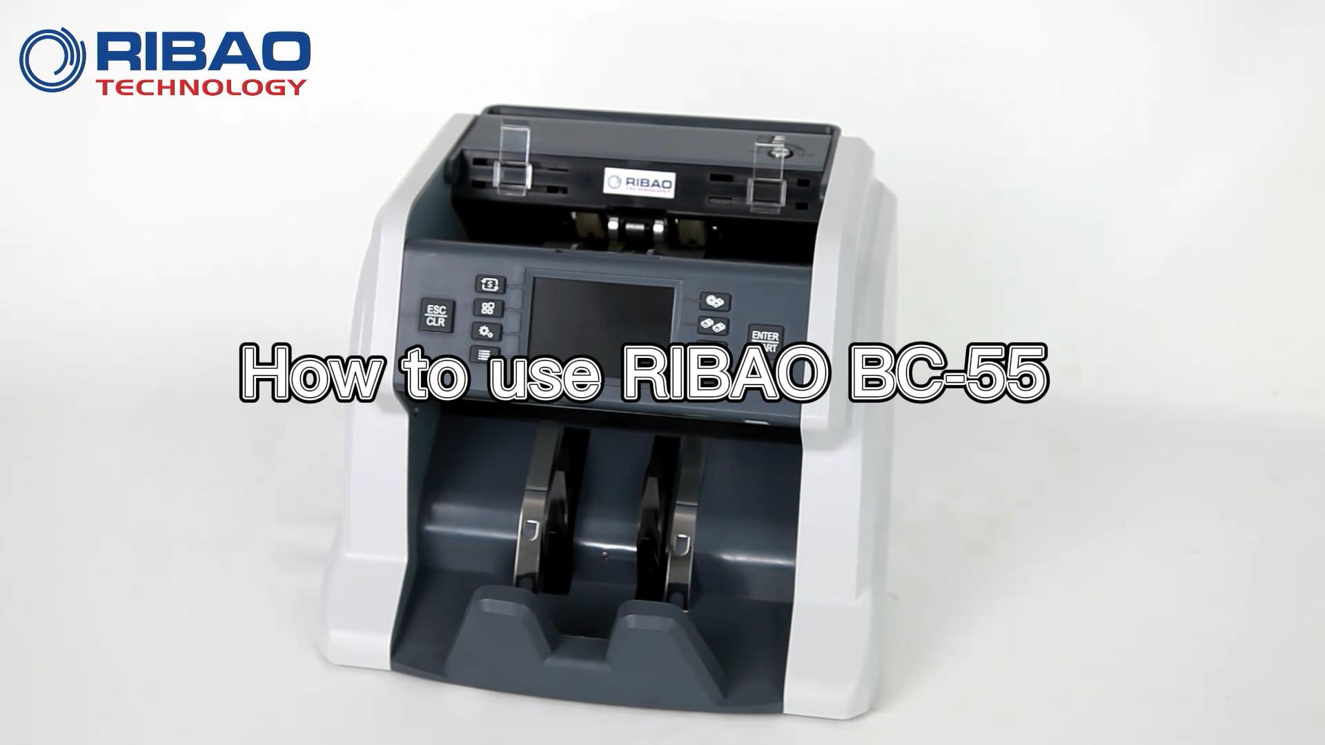 BC-55 nasıl kullanılır?