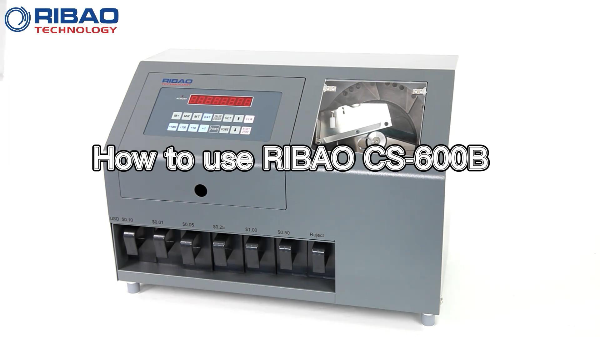 CS-600B nasıl kullanılır?