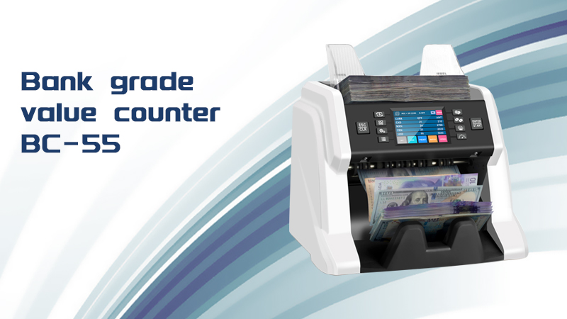 High Quality RIBAO Currency Counter & Value Counter BC-55 Wholesale-Suzhou RIBAO Technology Co. Ltd.