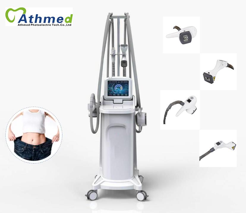 El láser infrarrojo de Aesmed Athmed puede reducir la impedancia de la piel y la energía de RF X9