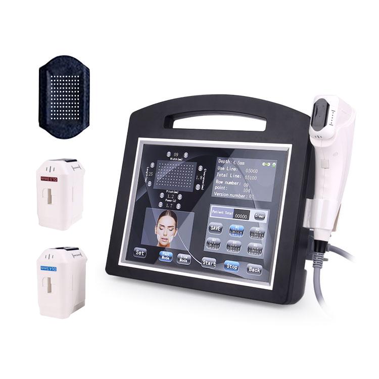 High Quality 4D Hifu 12 lines HIFU Face Lifting and Anti Wrinkle Device Machine