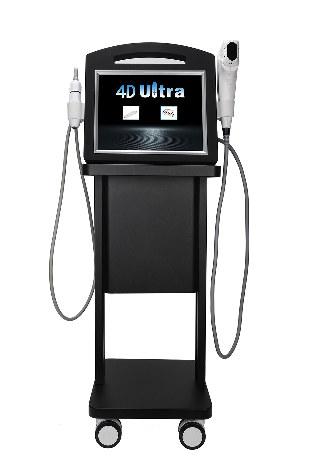 Best 4D 2 in 1 Hifu Lift and tighten facial skin and remove skin wrinkles Supplier
