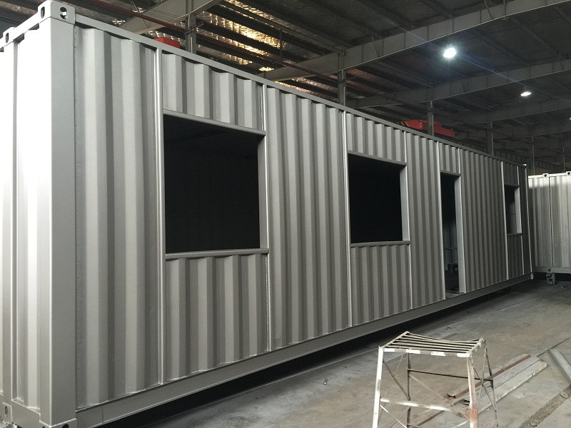 Customized 12ftx40ft Shipping Container House manufacturers FromChina