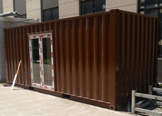 Professional 20ft shipping container house with bathroom Factory Price