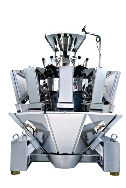 Multihead Cân EXW Giá chính xác Đa chức năng Tuổi thọ cao Tự động Máy đóng gói Cân Máy chiết rót Nhà sản xuất Máy móc Paccura Máy móc