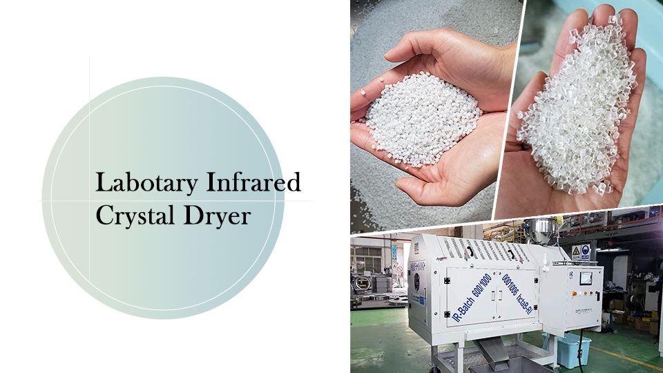 Labotary Infrared Crystal Dryer