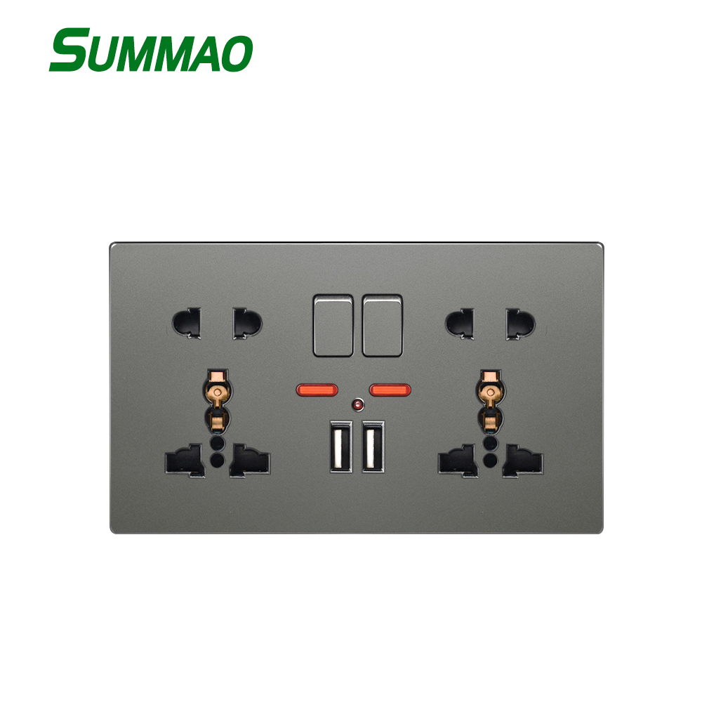 High Quality Customized wall socket with ethernet manufacturers From China Wholesale - Guangzhou Xiangyue Hardware Co., Ltd.