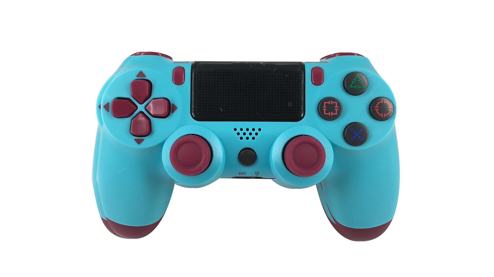 Joystick del gamepad del controller wireless PS4 colorato