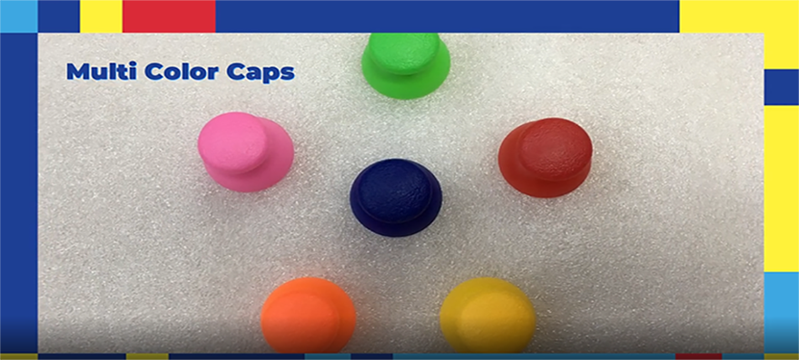 Części zamienne PS2 Joystick Thumstick Cap Stick Cap