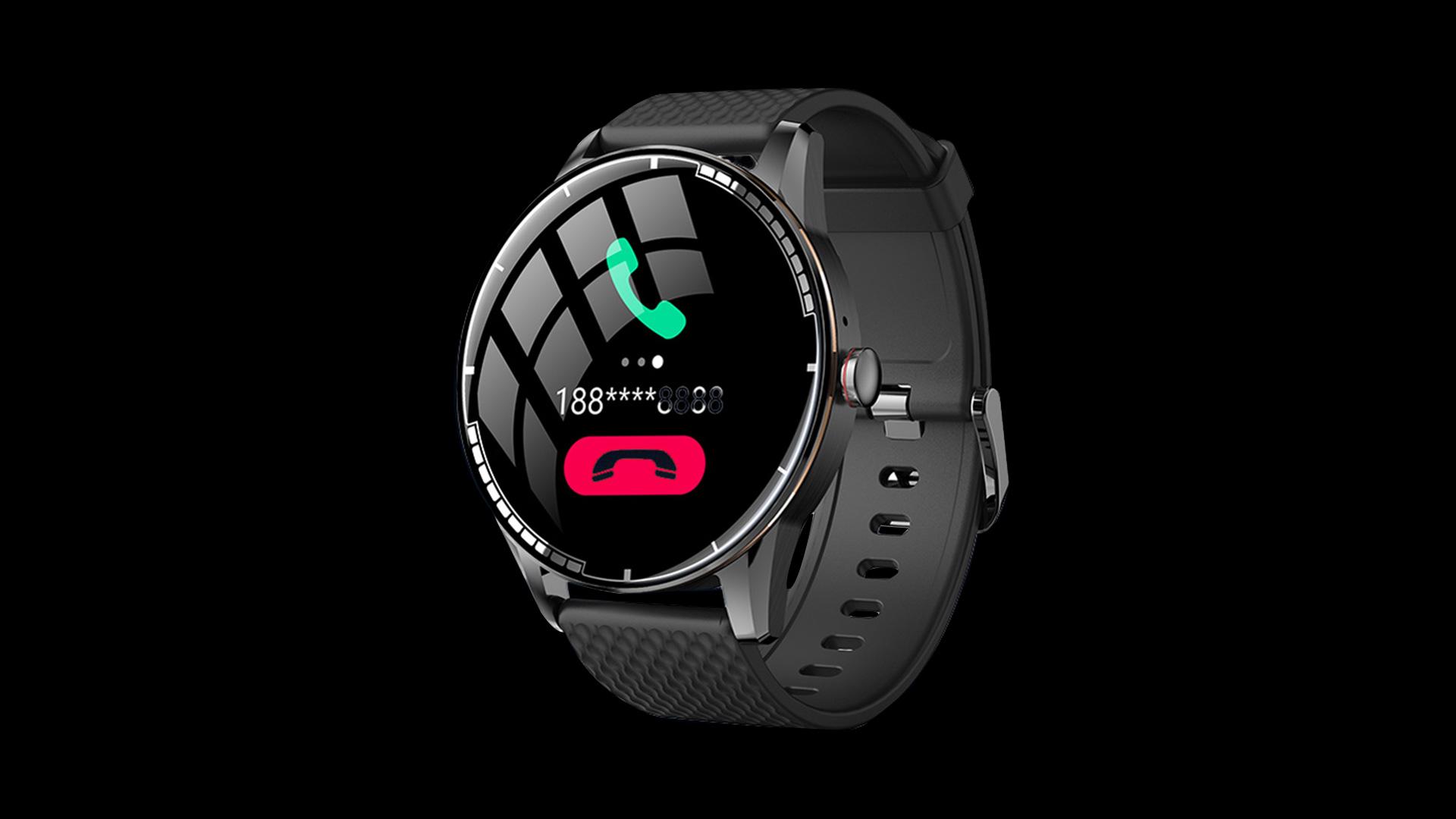 Music Smartwatch mit Gedächtnis innen Tws Anschluss anrufen Sport Digital Samrtuhren H6