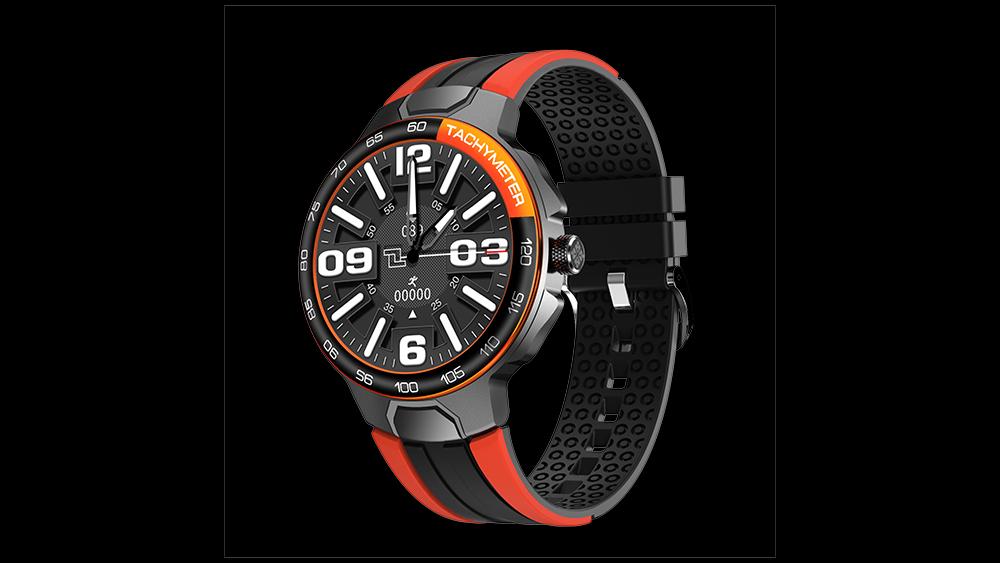 नवीनतम खेल घड़ी दौर Reloj inteligente आईपी 68 फिटनेस पुरुषों दिल की दर स्वास्थ्य मॉनिटर कस्टम लोगो स्मार्ट घड़ी E15
