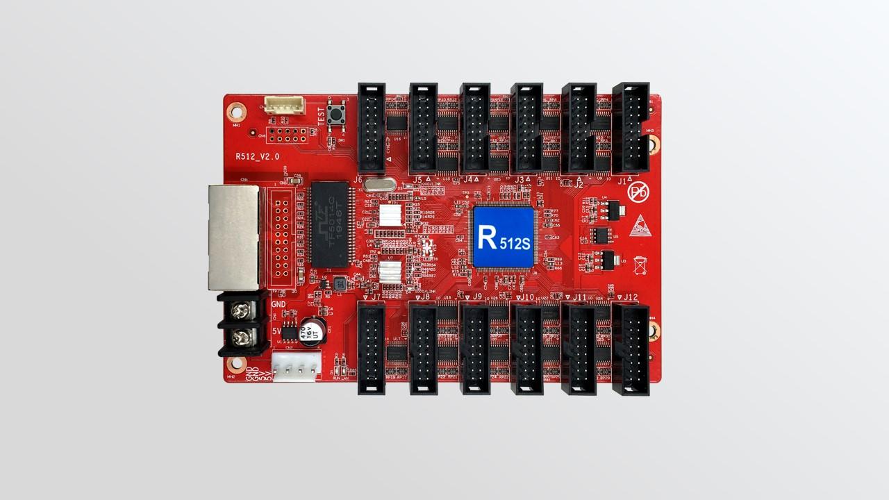 استقبال بطاقة HD-R512S ل شاشة LED بالكامل - Shenzhen Huidu Technology Co.، Ltd