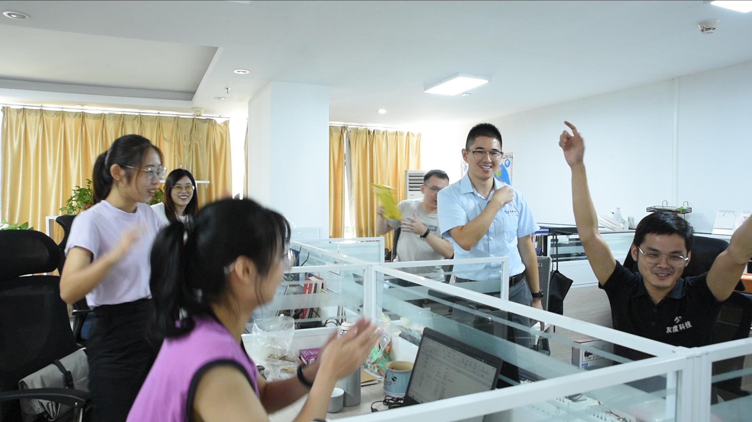 מקצועי הוביל וידאו קיר Multi-Media Player HD-A6 מפעל Huidu טכנולוגיה