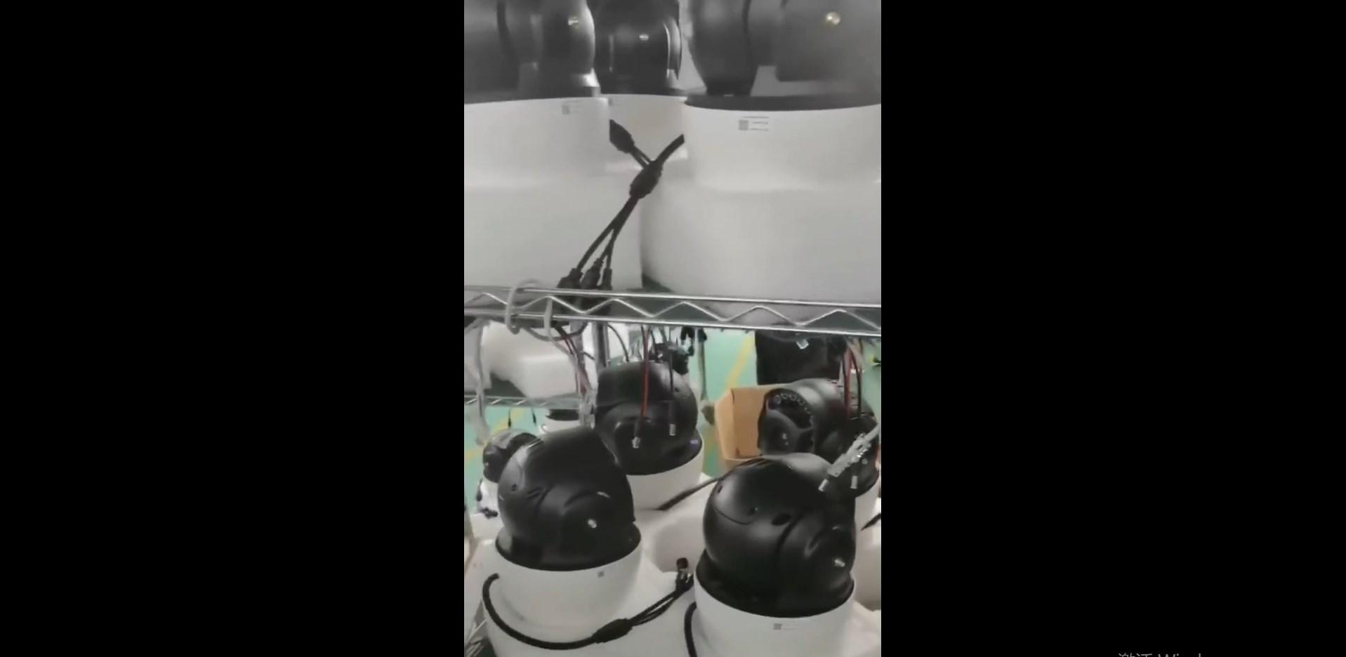 Professionelle LEEKGOVISION WIFI IP-PTZ-Kamera Produktion Hersteller