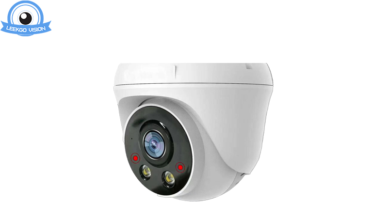 Ahd Bullet TVI-Kamera mit Mikrofon-Hybrid-DVR 4-Kanal-System
