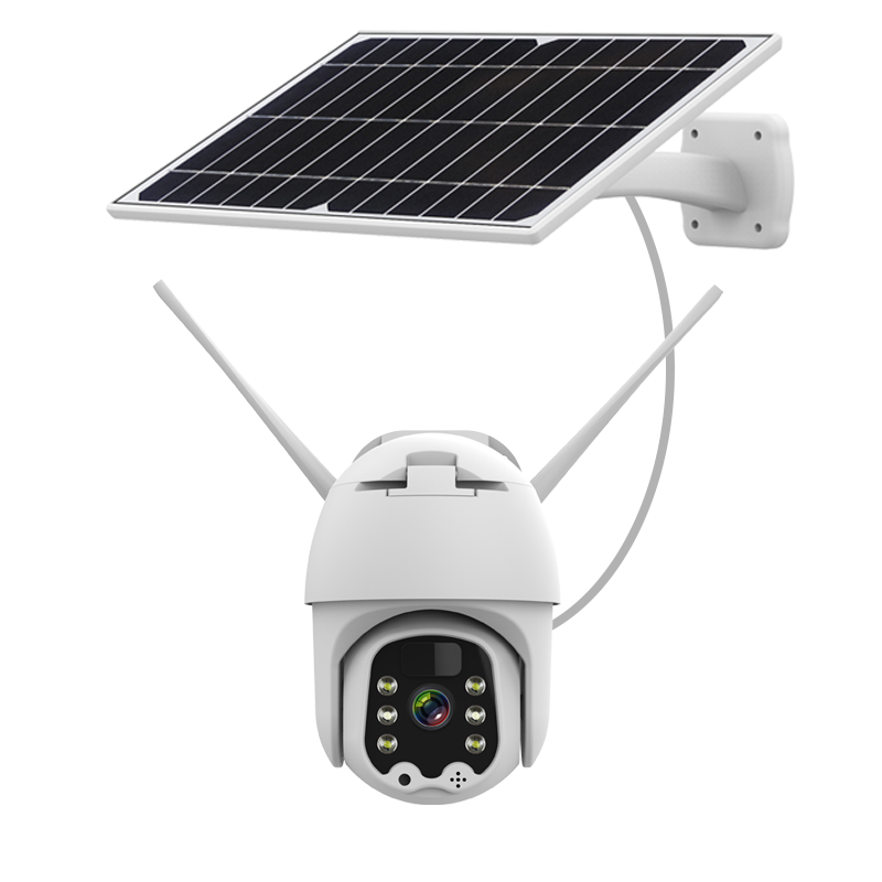2MP Solarbetriebene WiFi-PTZ-Kamera