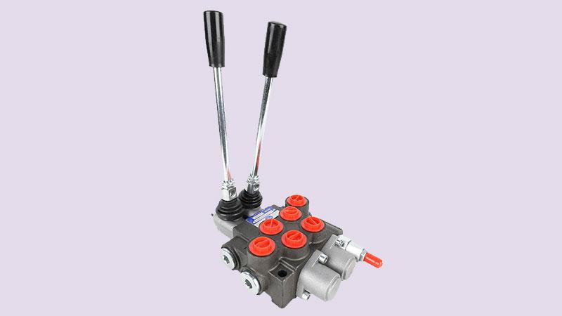 P40 모노 블록 방향 제어 밸브