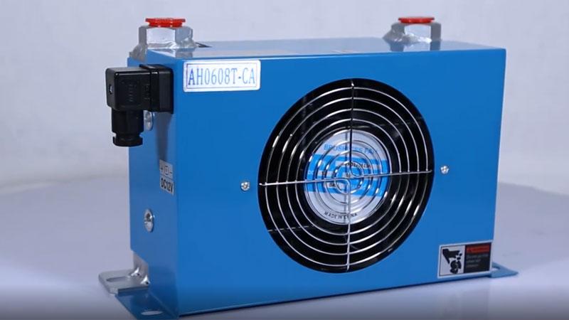 איכות גבוהה הידראולי אוויר קריר עם מאוורר 380V 220V 12V 24V