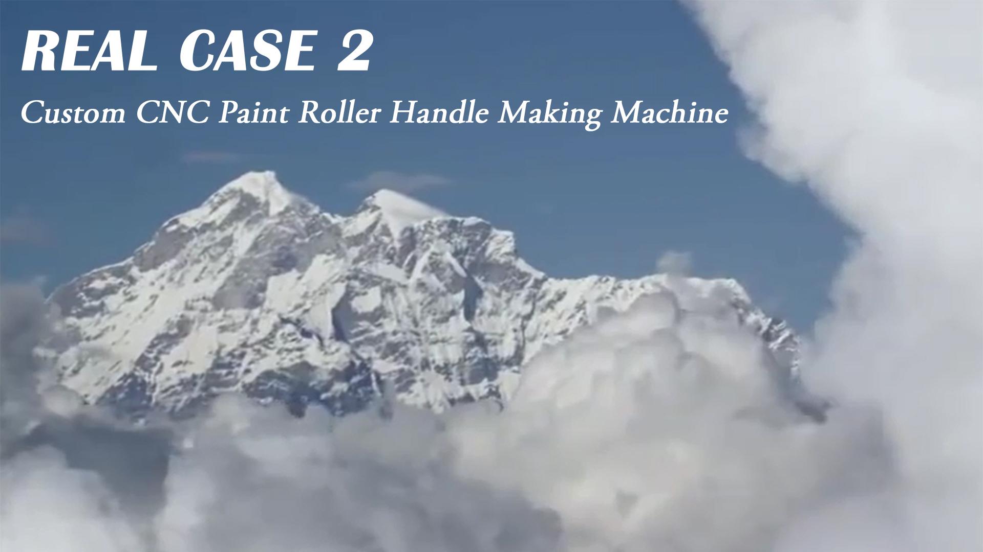 Tùy chỉnh tay cầm sơn CNC