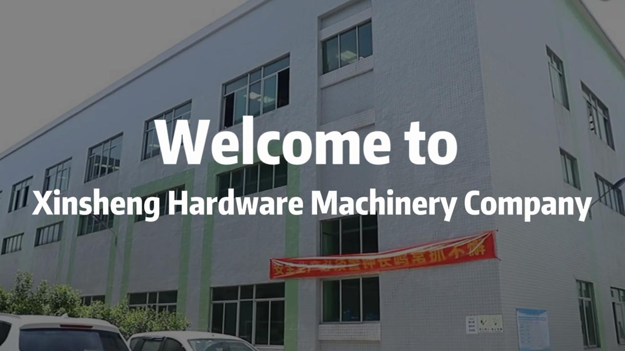 Profesyonel Özel Tel Bükme Makinesi Üretici-Xinsheng Makinesi