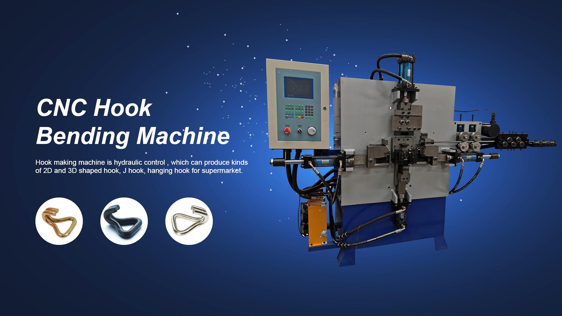 XS-JH12W CNC ohýbací stroj