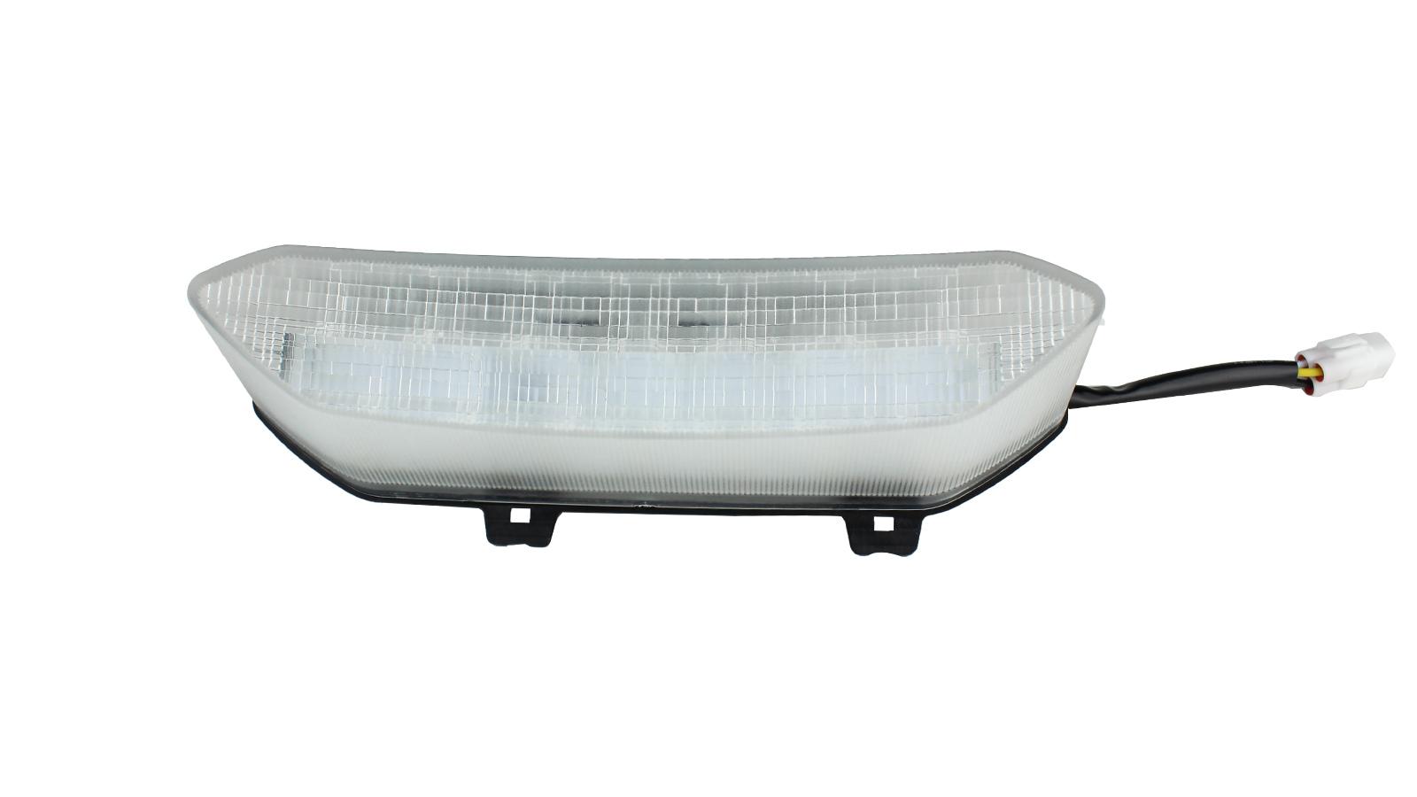 LED الذيل ضوء الفرامل الخليط لصحيفة ياماها رابتور 700 2006-2018 YFZ450R 2009-2018