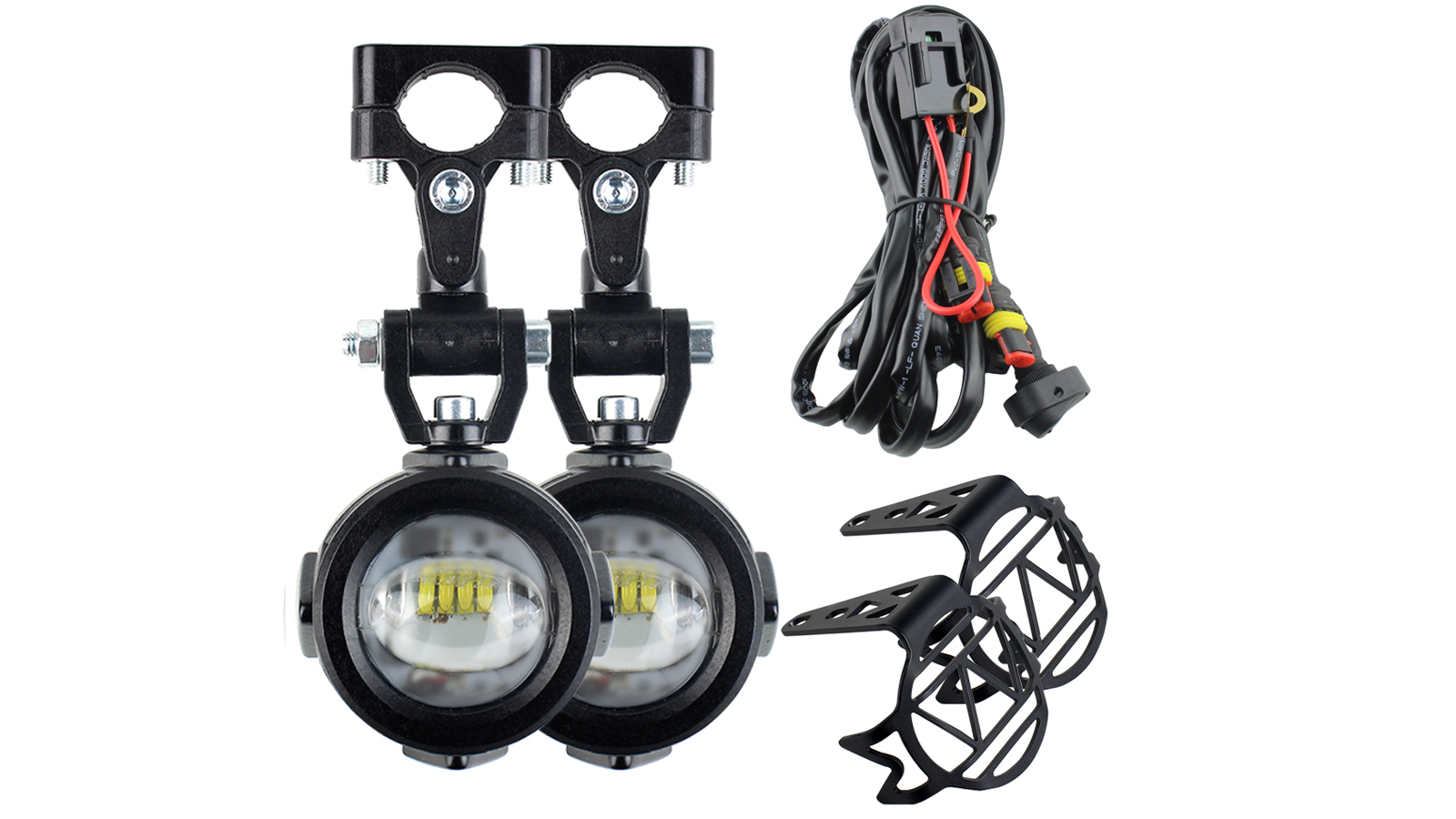 LED Auxiliary Driving Fog Light for BMW K1600 R1200GS R1100GS F800GS Fog Lamps