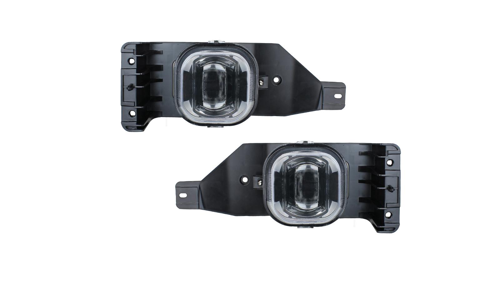 LED الضباب Light متوافق مع مصابيح القيادة 2006 2006 2007 2007 Ford F250 F350 OEM