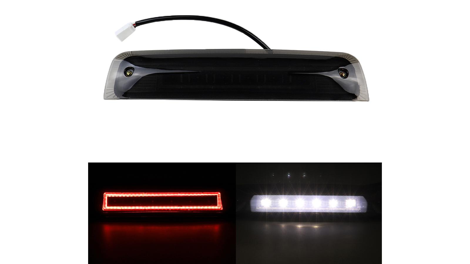 Customized For 2009-2018 Dodge Ram 1500 10-18 2500 3500 LED 3rd Brake Light Stop Cargo Lamp For Truck