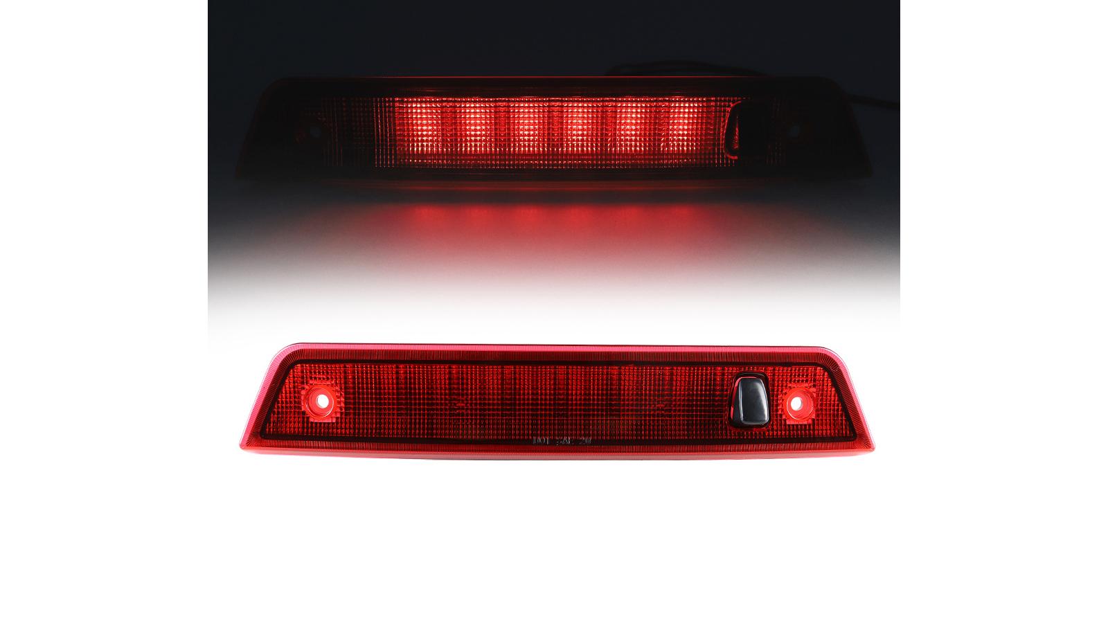 2005 년 2009 년 전문 레드 렌 2009 2009 2009 지프 그랜드 체로키 LED 세 번째 3 번째 브레이크 라이트 제조 업체