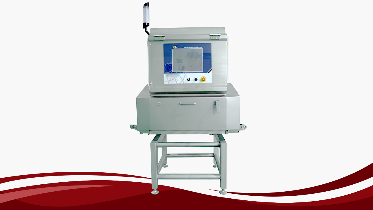 IP69k X-Ray Inspection System.