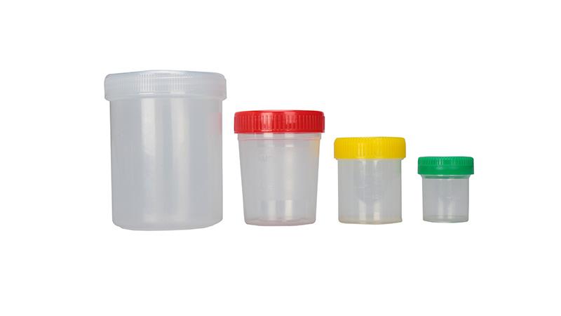 Образец транспортировки контейнерных бутылок по полипропиленовым образцам
