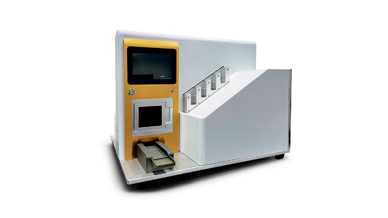 Laserdrucker für Tissue Cassetten Kassettendrucker Automatisch