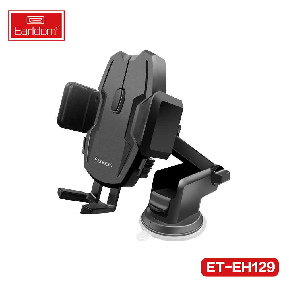 Earldom EH129 Car Phone Holder Mount Stand GPS Telefon Mobile Cell Support For iPhone 12 11 Pro Max X 7 8 Plus Xiaomi